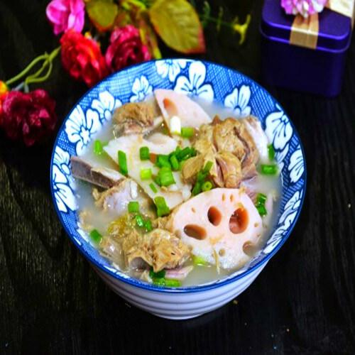 扇子骨莲藕汤