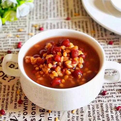 红豆黑豆燕麦粥