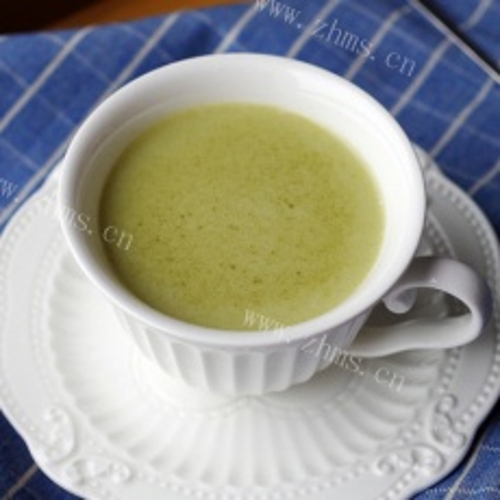 豆浆机也能做奶茶