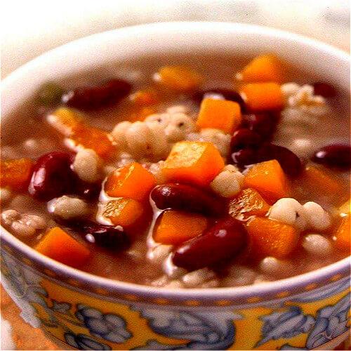 营养的冬季养生粥