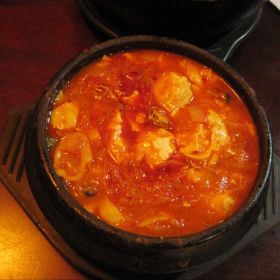 秘制韩国菜
