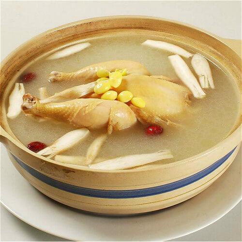 补血补气鸡汤