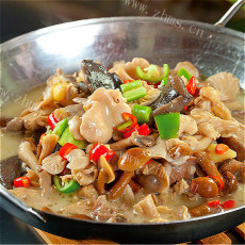超爱的超简单的杂菌鸡汤