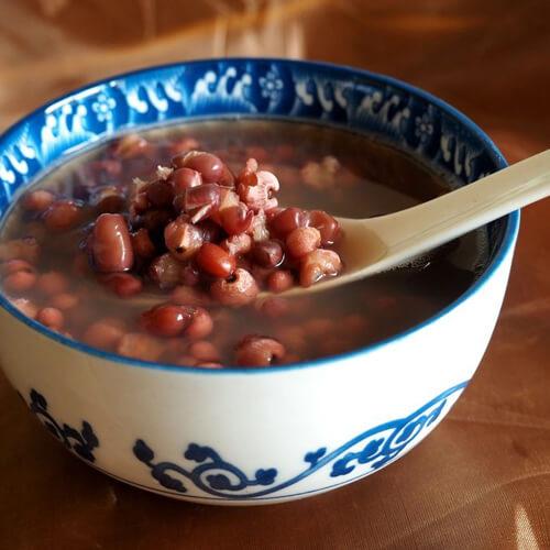 薏米红豆粥(懒人版)