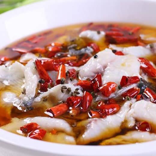 麻辣鲜香炖草鱼