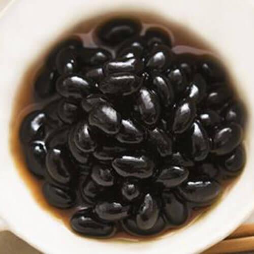 爽脆的醋黑豆