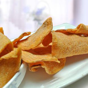 酥脆红薯片