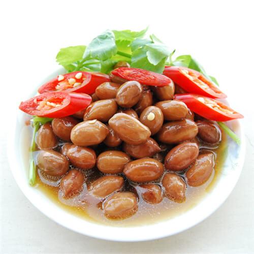 墨鱼花生黄豆汤