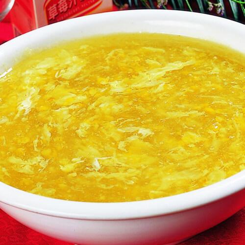 米酒蛋花汤