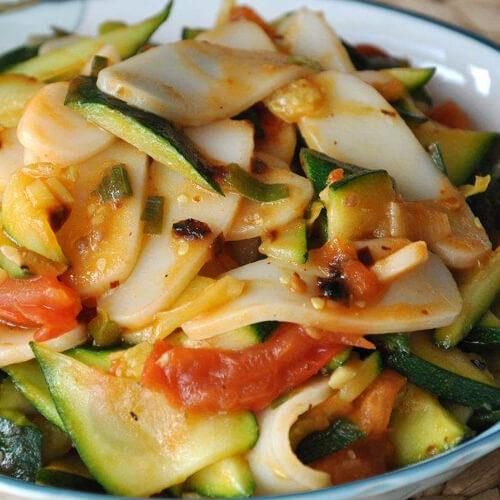 干煸土豆葫芦片
