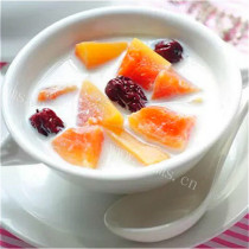 木瓜红枣粥