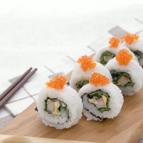 自制寿司-懒人版