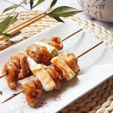 新疆鸡肉串