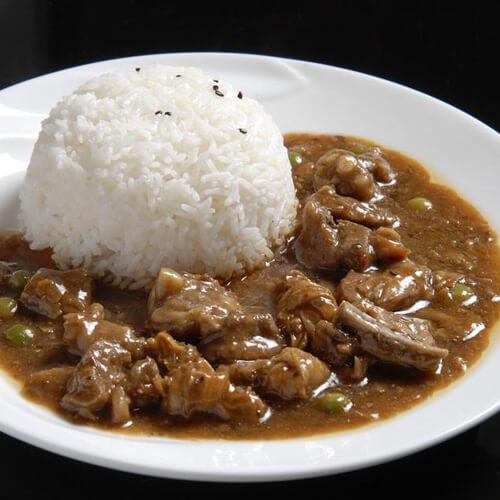 【家有大厨】排骨米饭