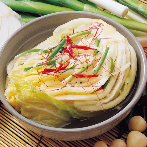 自制泡菜简易版