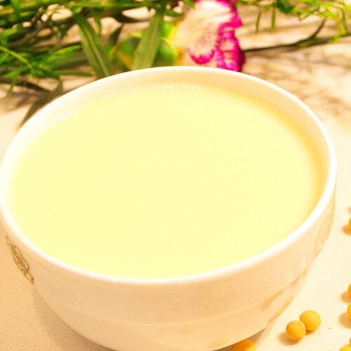 花生黄豆薏仁豆浆