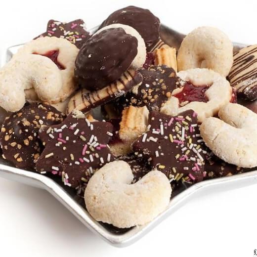 巧克力造型饼干