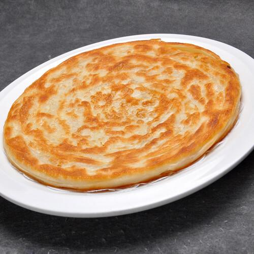 自制葱油饼