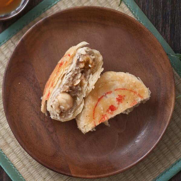 五仁苏式月饼