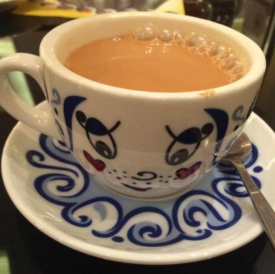 淡奶油奶茶