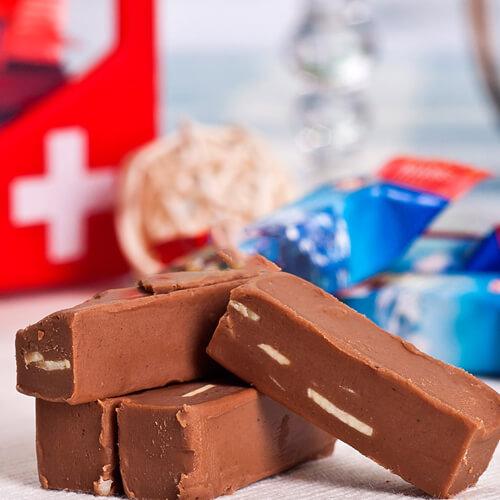 美味果仁巧克力