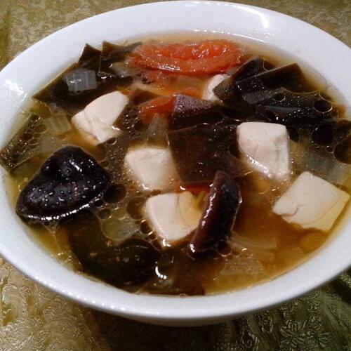 豆腐海带汤