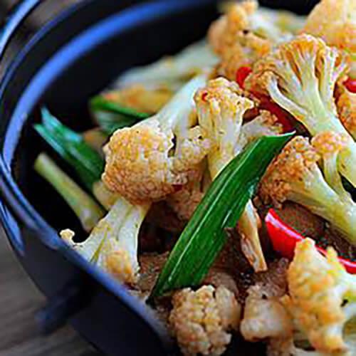 虾皮椰菜花