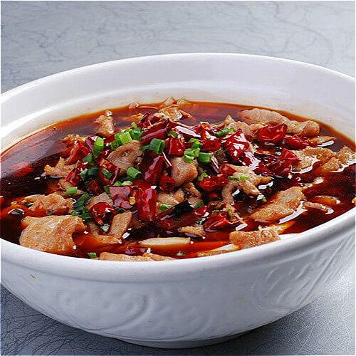 重庆麻辣水煮肉片