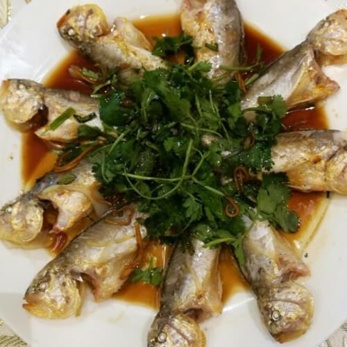 清蒸梅子鱼