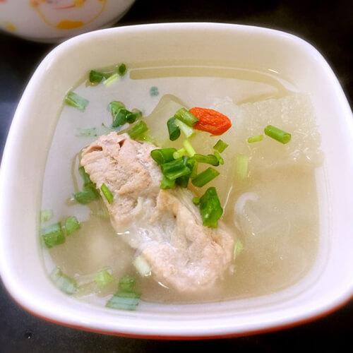 易做的冬瓜排骨汤