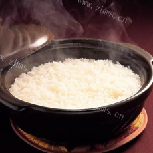 微波蒸米饭
