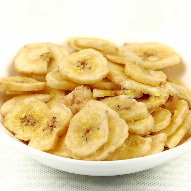 香蕉干(烤箱版)