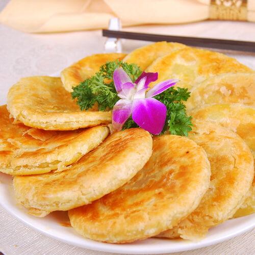发酵面糖饼