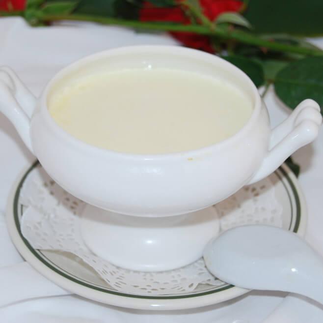 简单版-姜汁撞奶