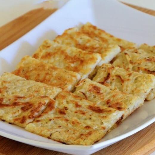 早餐土豆丝饼