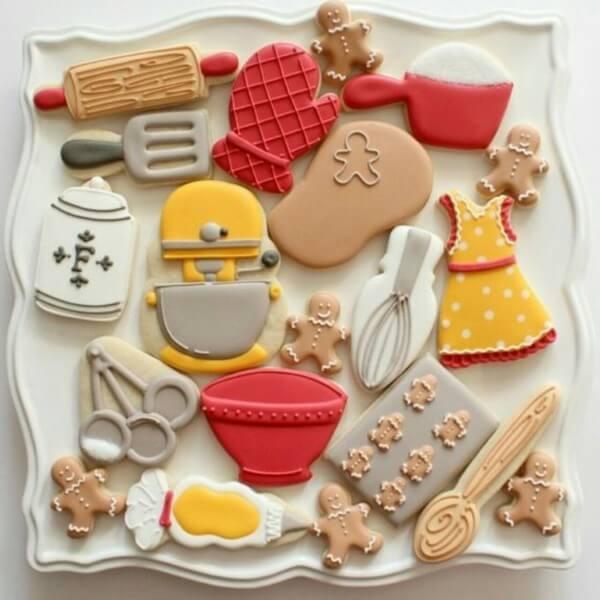 小猪佩奇糖霜饼干