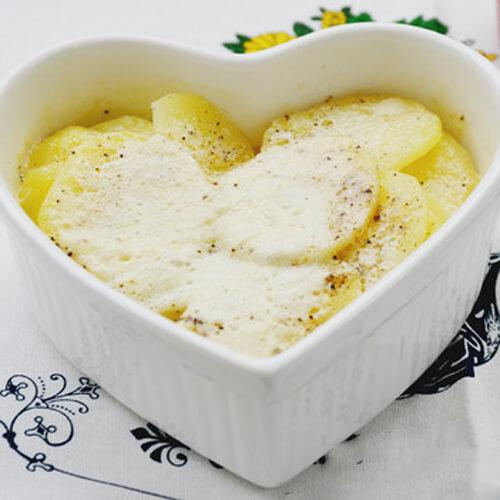 韭葱土豆奶油汤