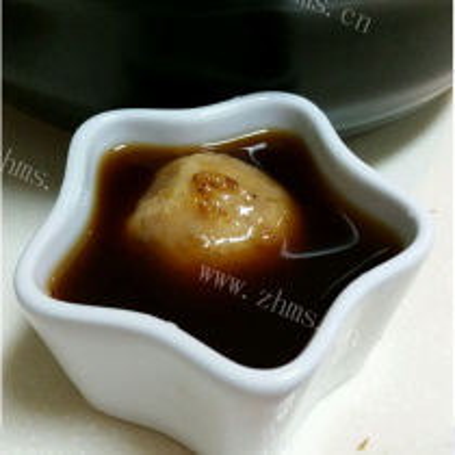 桂花糖芋艿