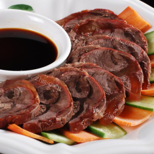 家常酱牛肉