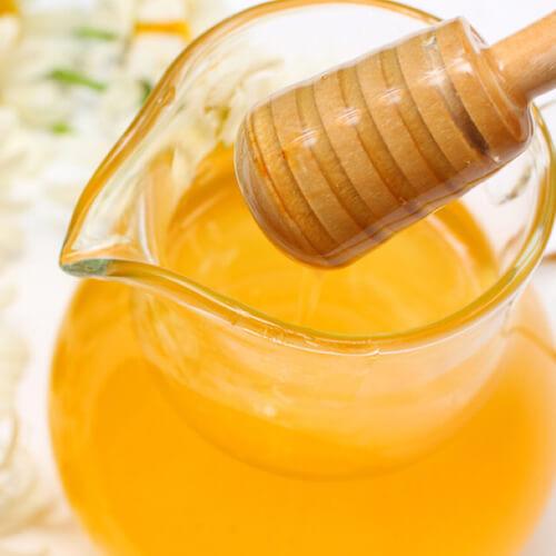 萝卜蜂蜜水