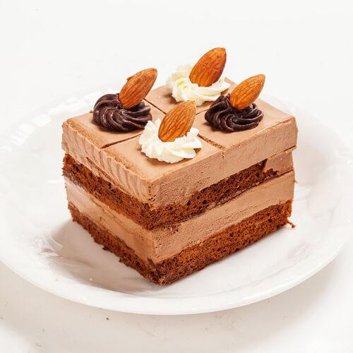 最爱的巧克力慕斯蛋糕