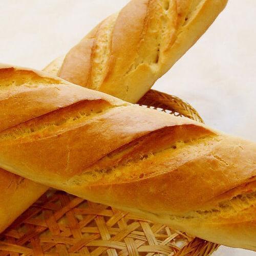 自制奶酥面包