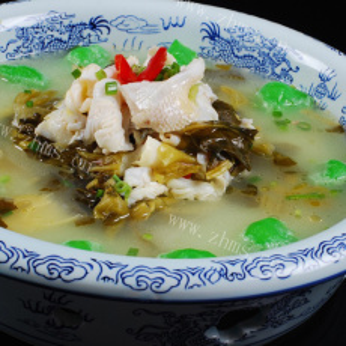 自制四川泡菜鱼