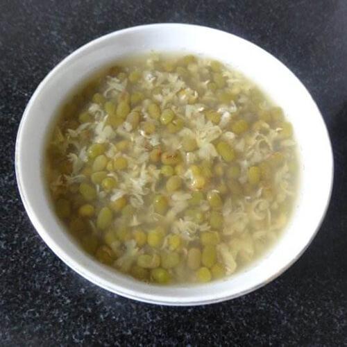 电饭锅绿豆汤