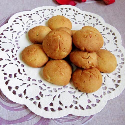 花生香酥饼