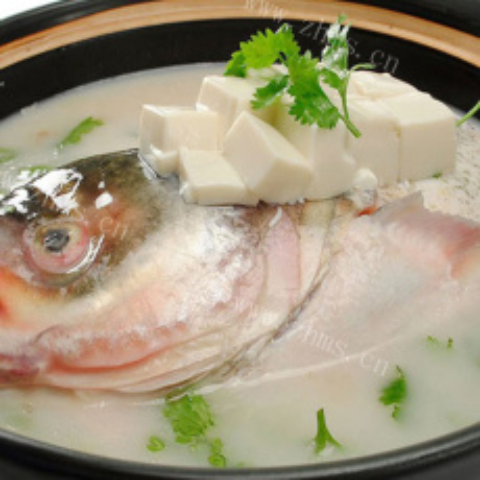 正宗鱼头豆腐