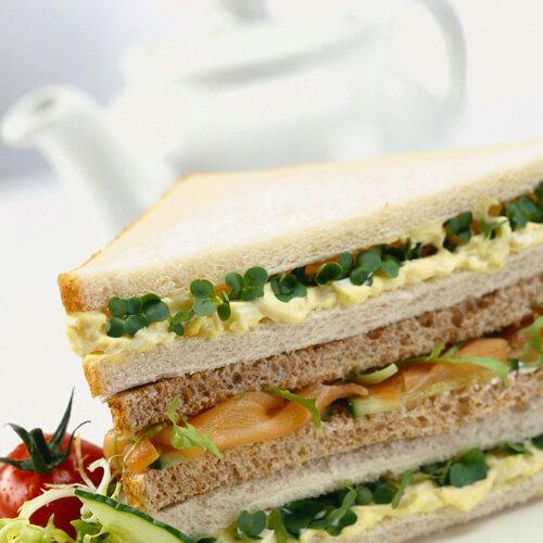 唇齿留香的三明治