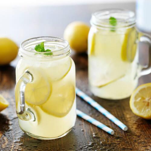 口感不错的柠檬水