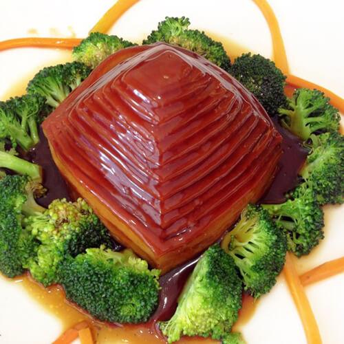美味的宝塔肉
