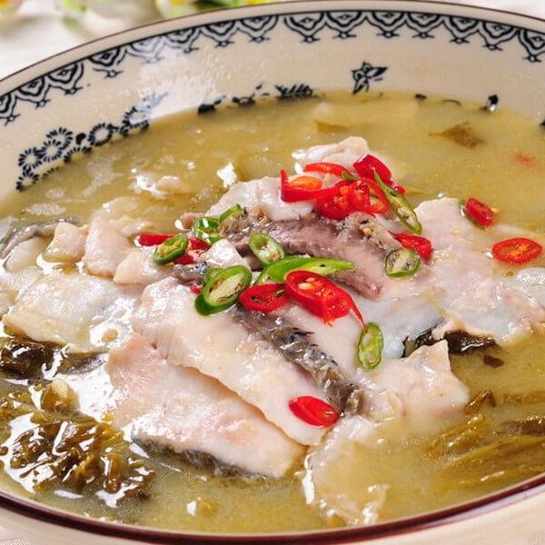 石鲷酸菜鱼